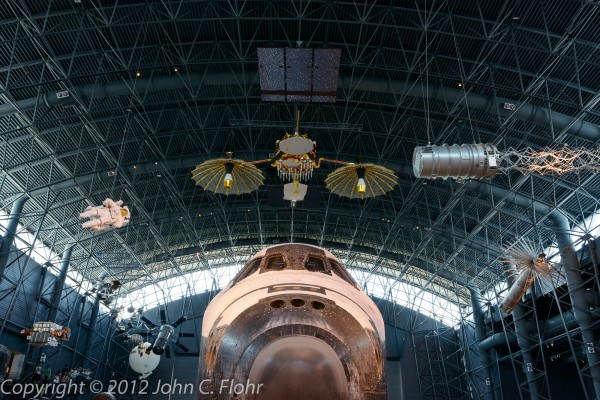 Space Shuttle Discovery And Friends, National Air & Space Museum