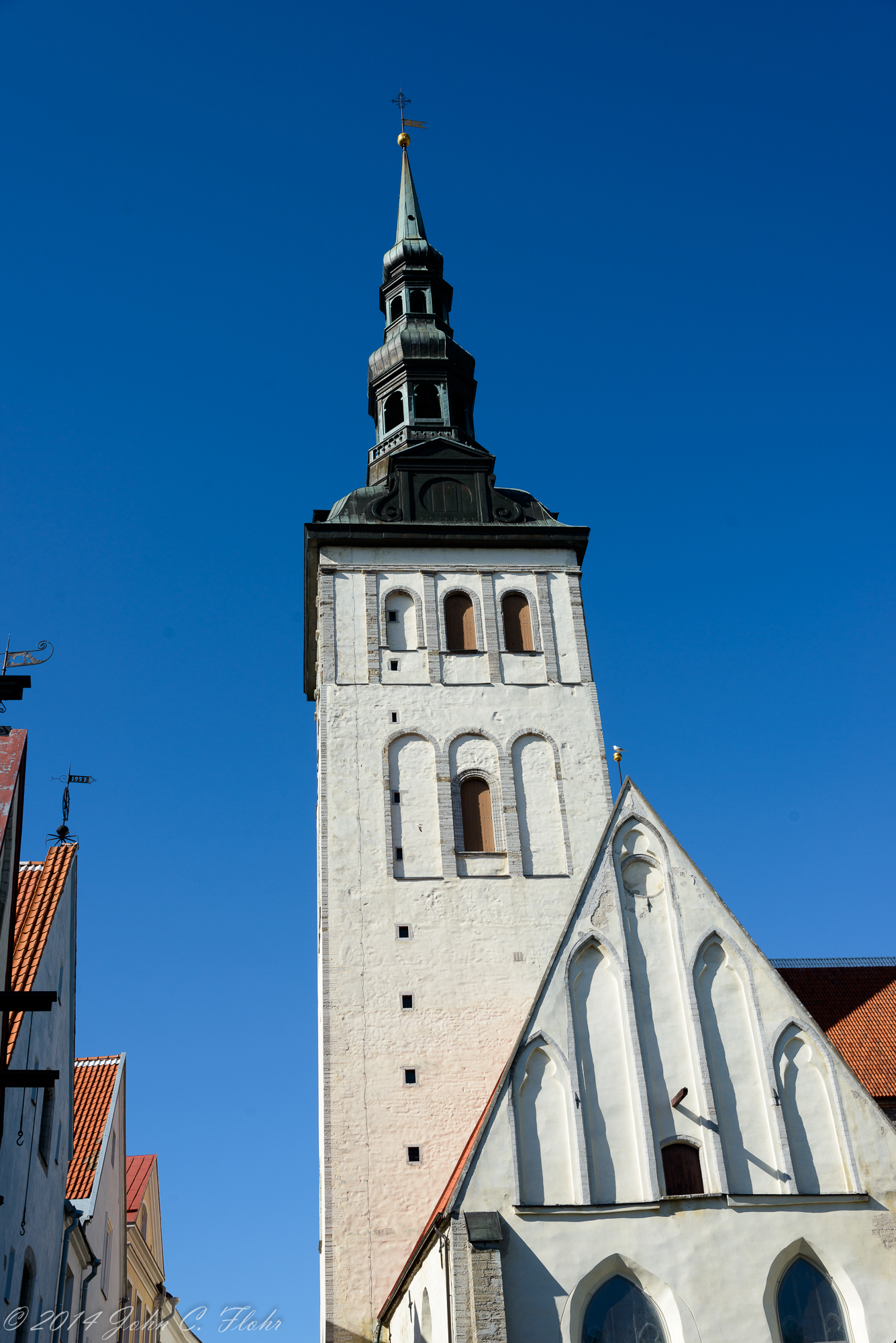 St. Nicholas' Church Tower