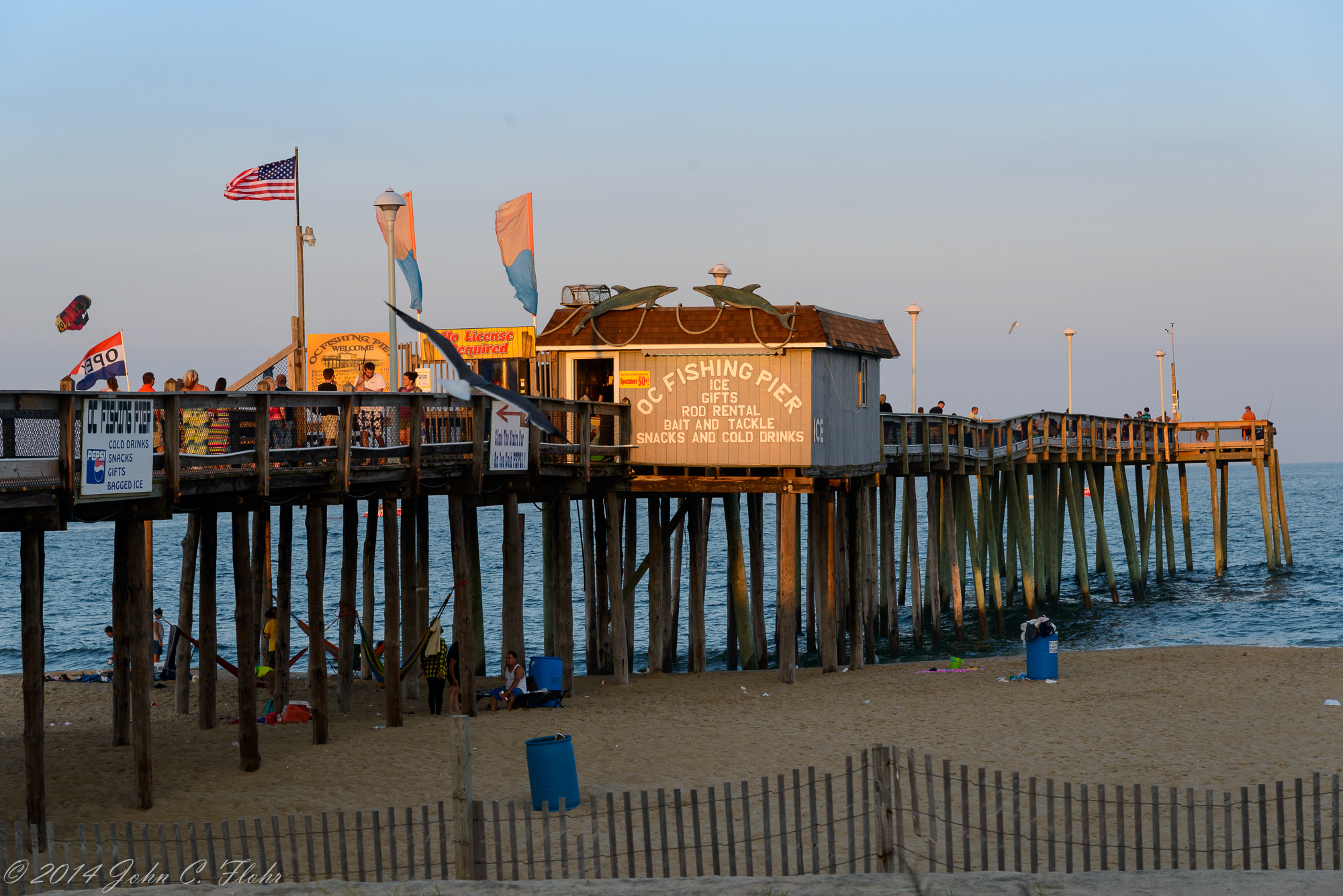 OC Fishing Pier