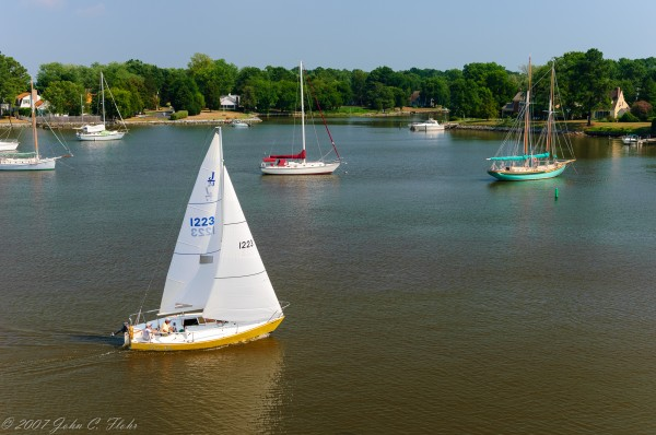 St. Michaels Sailing