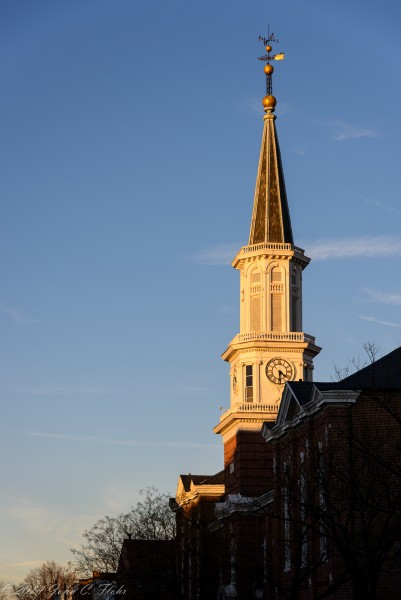 Old Town Steeple